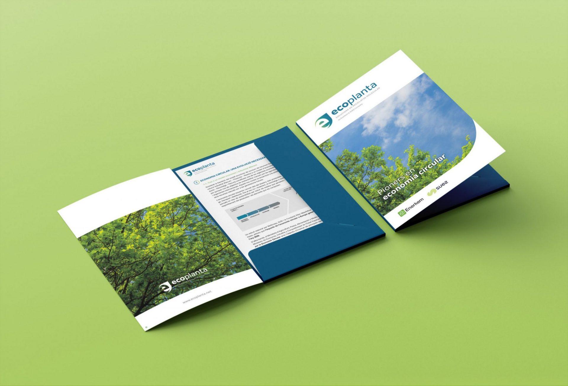 Capeta corporativa Ecoplanta