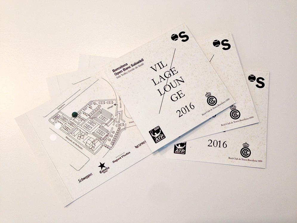 IMG Village invitación 2016