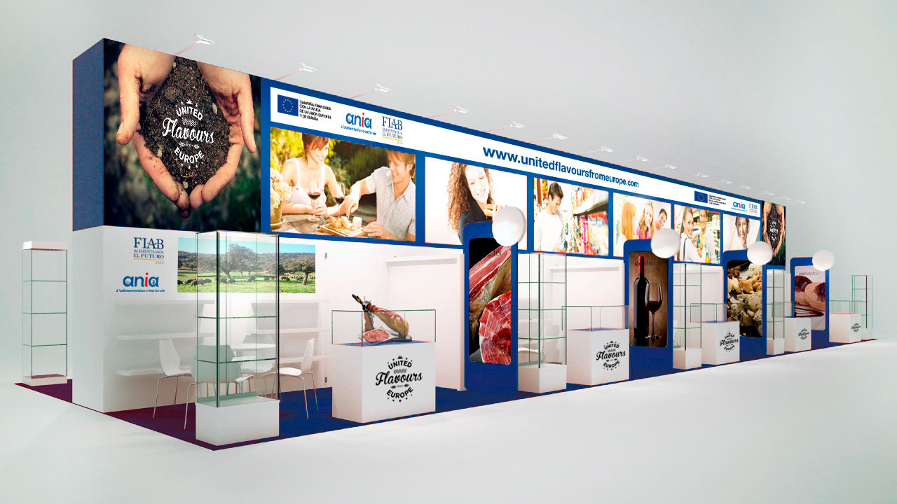Sopexa United Flavours Stand v1