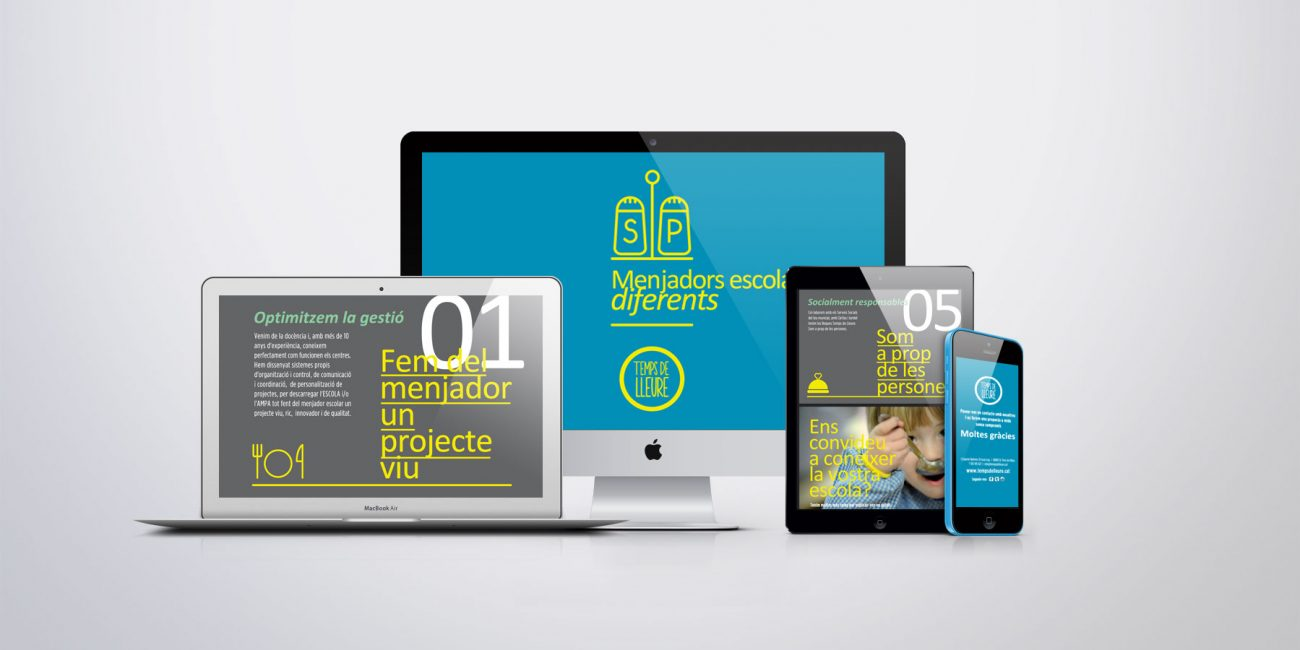 Temps de Lleure Presentació digital