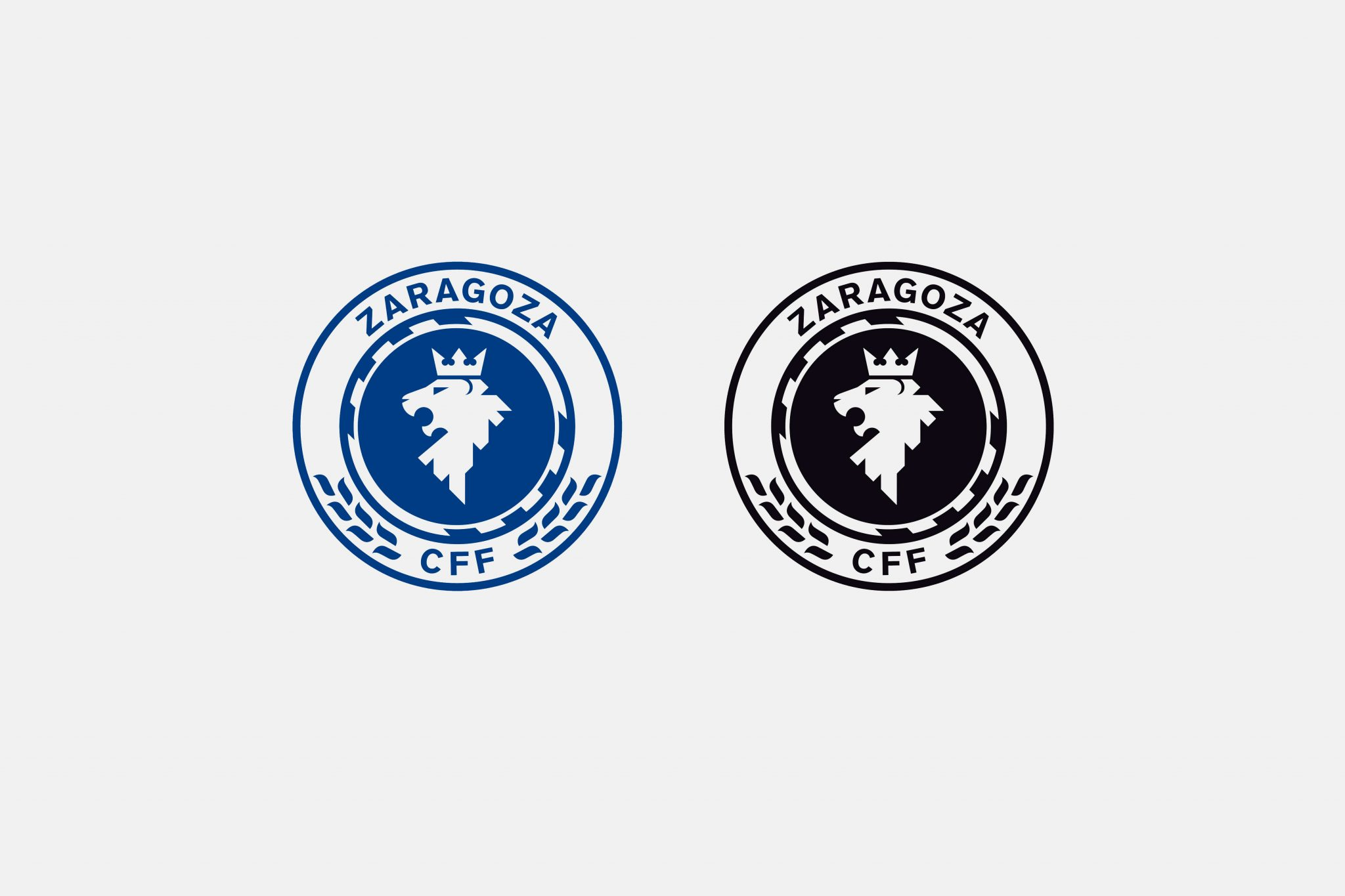Variants disseny Zaragoza CFF