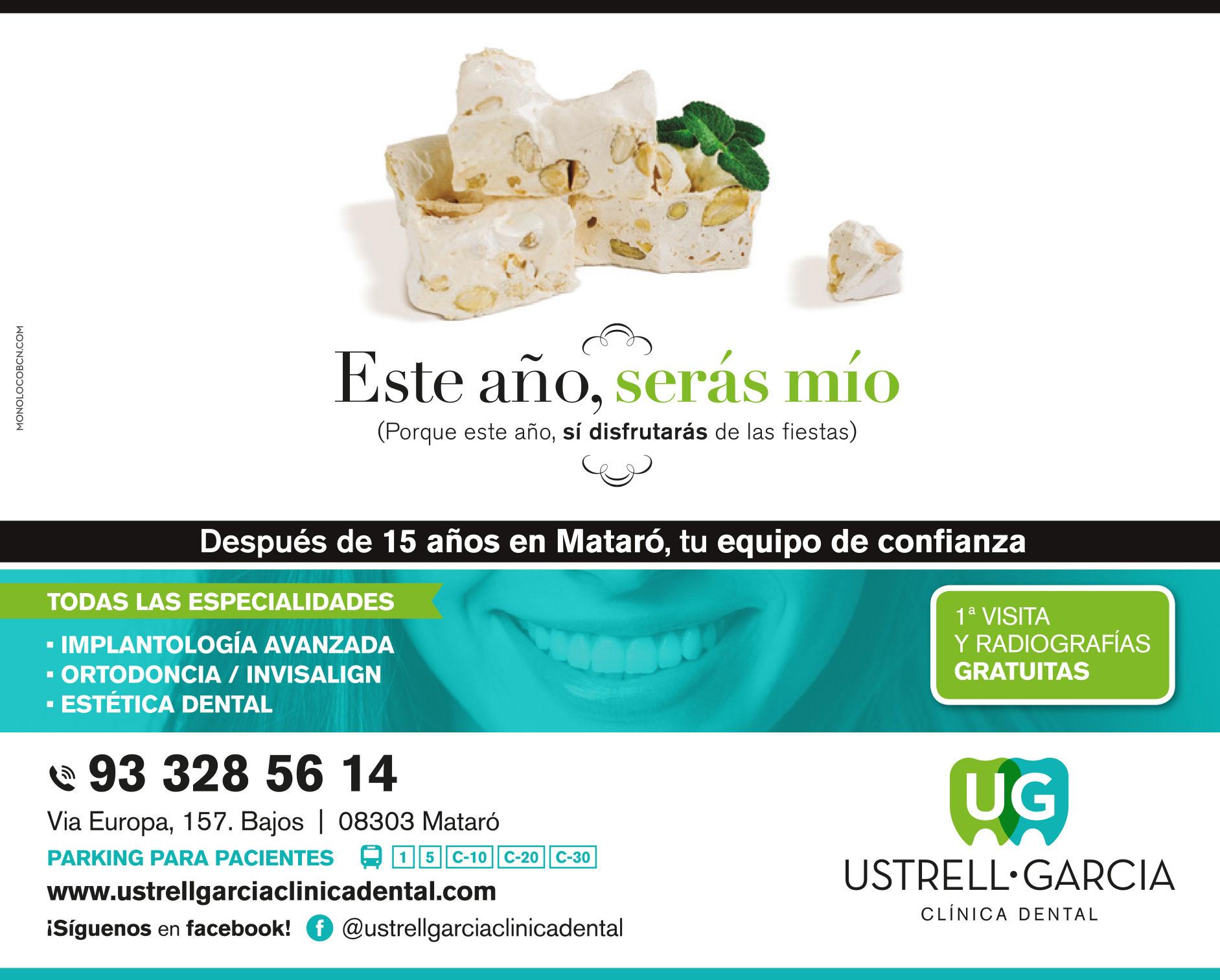 Prensa Clínica Dental Ustrell & García