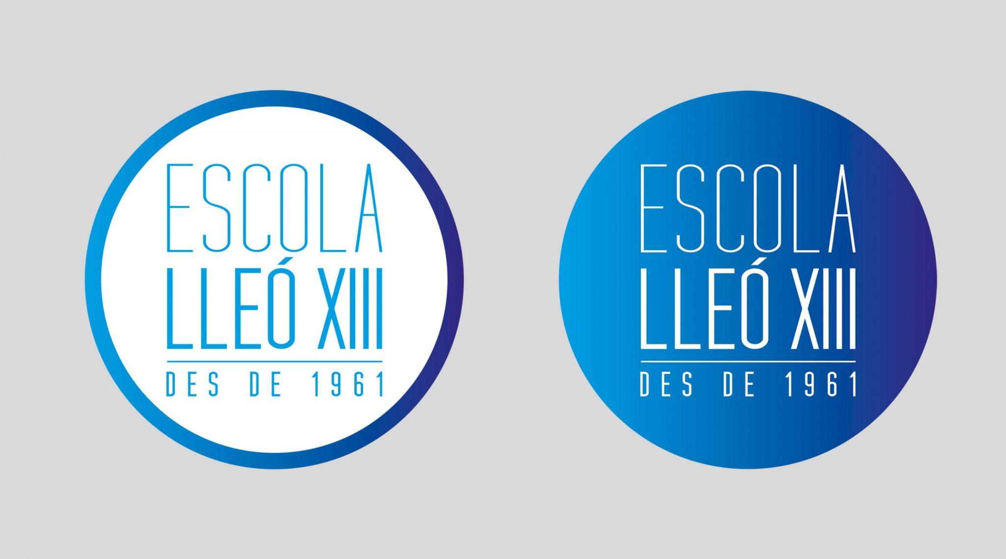 Logotipo Escola LleóXIII