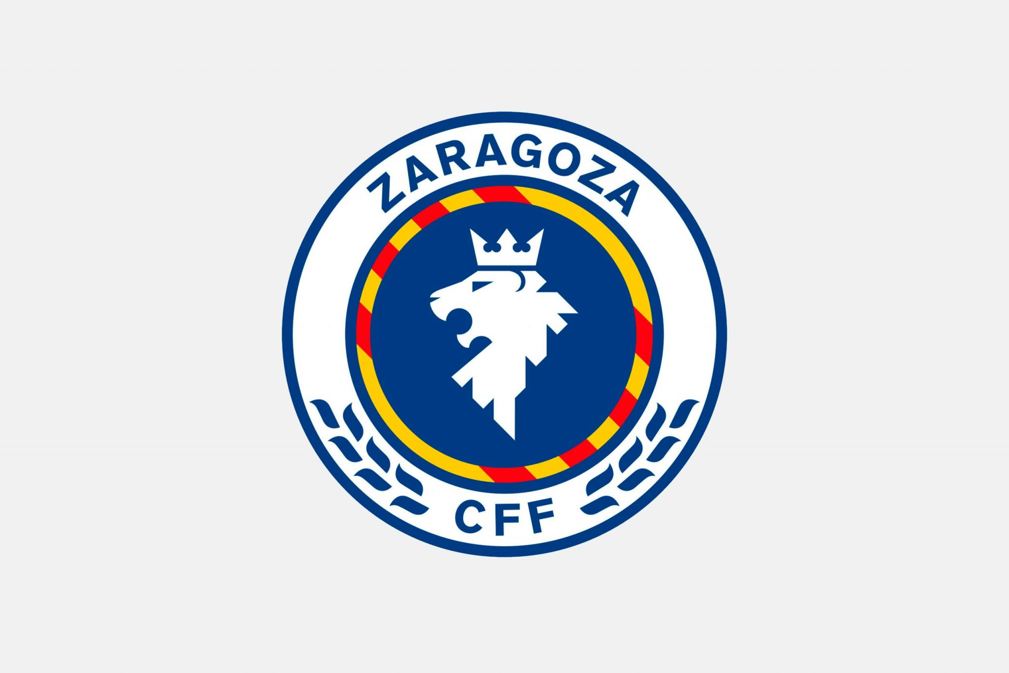 Escudo Zaragoza CFF