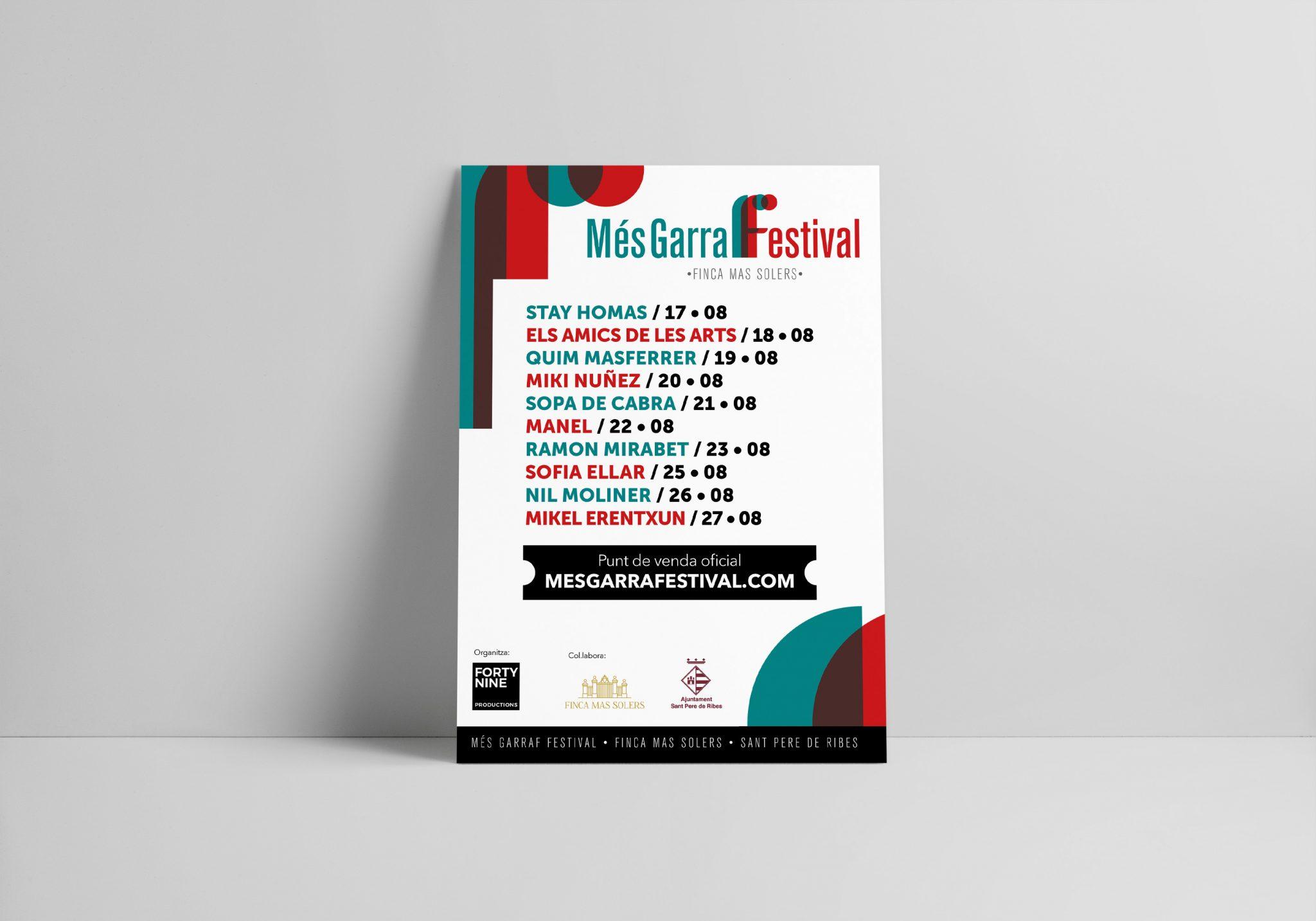 Poster MockUp MGF
